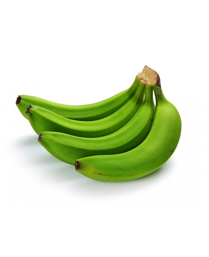 Unripe Banana (Local)